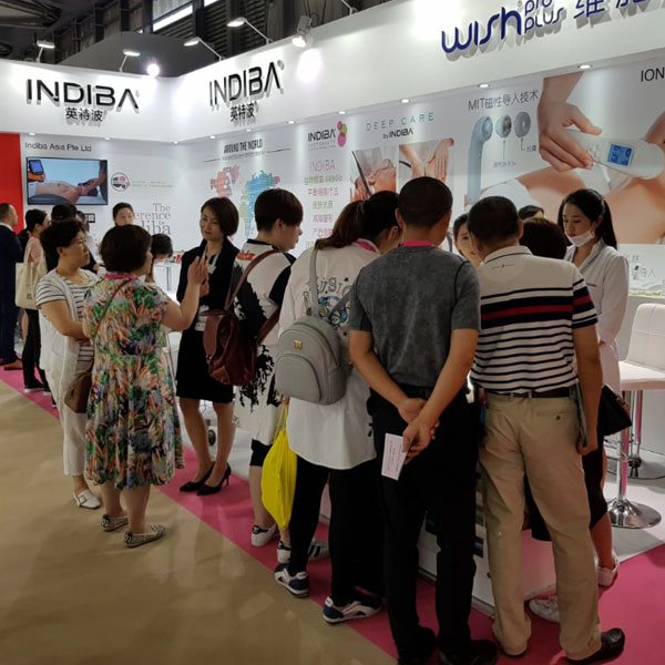 תערוכת China Beauty Expo 2018